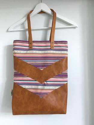 Makerist - Shoppingbag Varo - 1