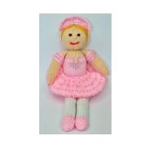 Makerist - Betsy Ballerina Doll - DK Wool - 1