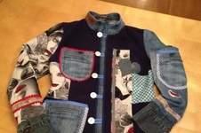 Makerist - Doubleface-Fleece  Recycling Jacke ! Jacky!  - 1