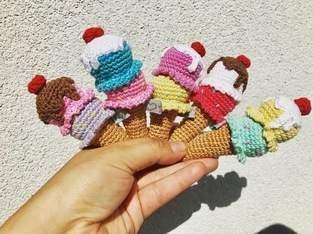 Makerist - Babyrassel Icecream - 1