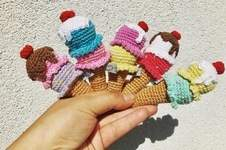 Makerist - Babyrassel Icecream - 1