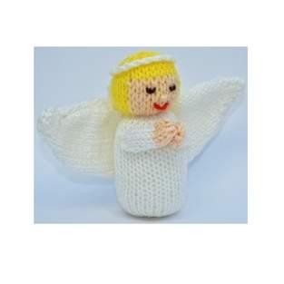 Makerist - Christmas Angel Doll - DK Wool - 1