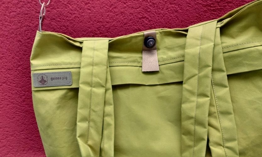 Makerist - yello_bag mit Kupfer - Nähprojekte - 3