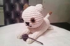 Makerist - amigurumi chat - 1