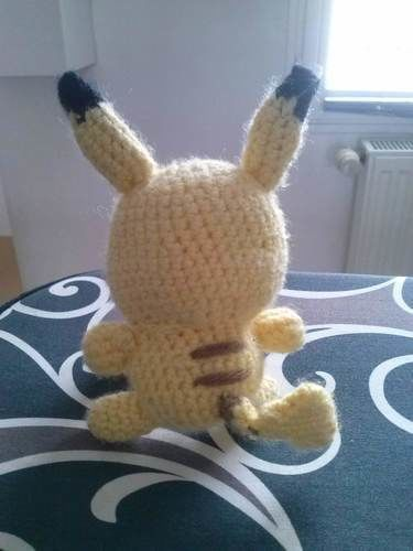 Makerist - Pikachu amigurumi crochet - Créations de crochet - 2
