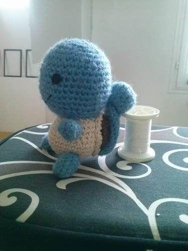 Makerist - Carapuce - Créations de crochet - 2