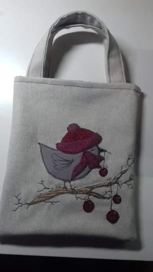 Makerist - Büchertaschen - 1