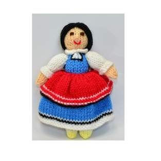 Makerist - Bulgarian Folk Doll - DK Wool - 1