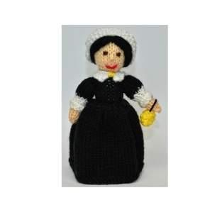 Makerist - Florence Nightingale Doll - DK Wool - 1