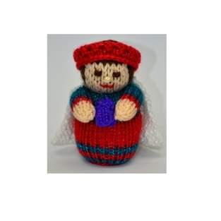 Makerist - Nativity King Doll - DK Wool - 1
