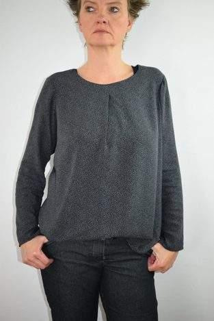 Makerist - Blusenshirt Kim_B von b-patterns - 1