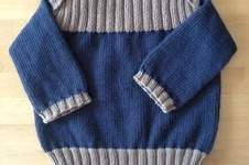 Makerist - Pullover für kleine Männer - 1