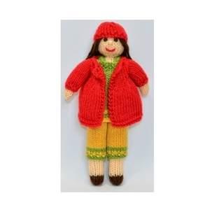 Makerist - Daisy Rag Doll - DK Wool - 1