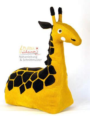 Makerist - Reitier Giraffe Gisela - 1