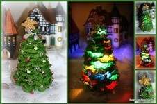 Makerist - Kleiner Christbaum - 1