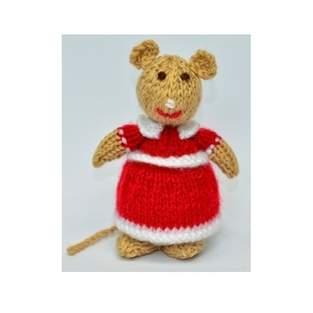 Makerist - Church Mouse - DK Wool - 1