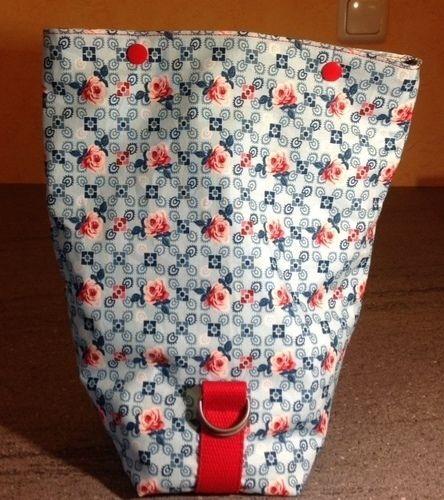 Makerist - Lunchbag aus Wachstuch - Nähprojekte - 2