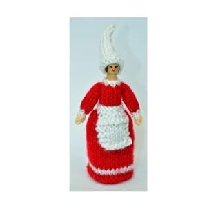 Makerist - Christmas Elf Peg Doll - DK Wool - 1