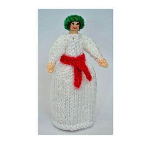 Makerist - St. Lucia Peg Doll - DK Wool - Knitting Showcase - 1