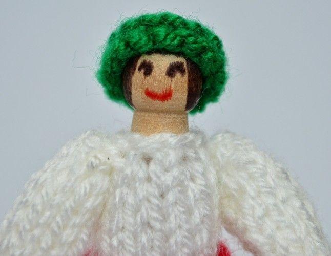 Makerist - St. Lucia Peg Doll - DK Wool - Knitting Showcase - 2