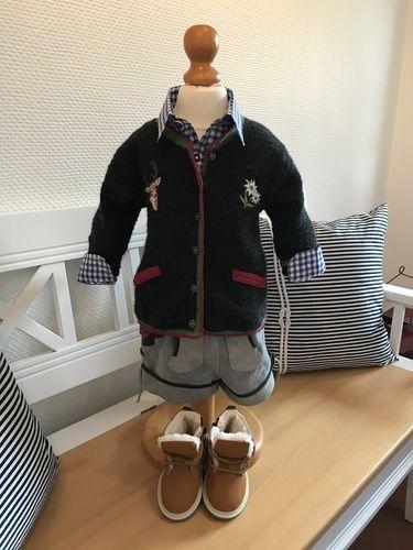 Makerist - Trachten Jankerl Jungen 2-3 Jahre  - Häkelprojekte - 1