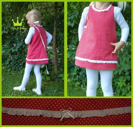 Makerist - Kleid ADA Mini von So! Pattern - Nähprojekte - 1