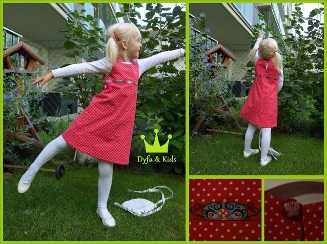 Makerist - Kleid ADA Mini von So! Pattern - Nähprojekte - 2
