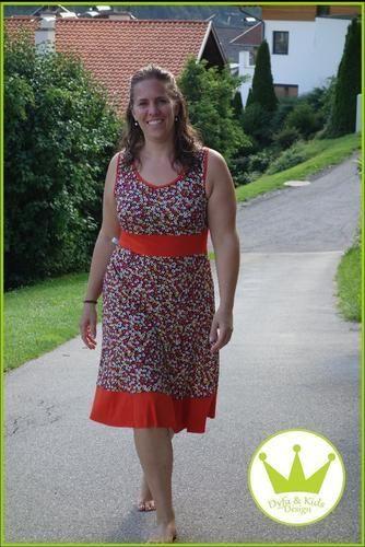 Makerist - Sun-Day-Dress von Paulina näht - Nähprojekte - 1