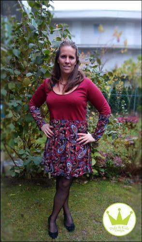 Makerist - Rain-Day-Dress von Paulina näht - Nähprojekte - 1