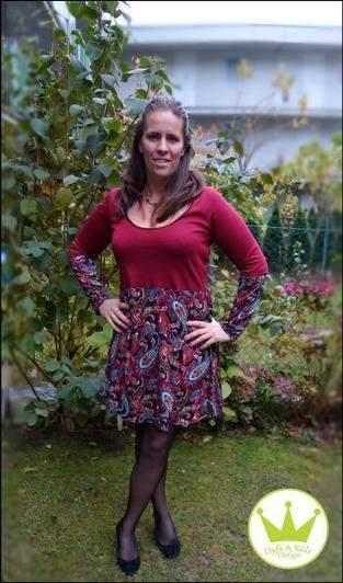 Makerist - Rain-Day-Dress von Paulina näht - 1