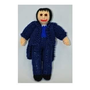 Makerist - Mr Darcy - DK Wool - 1
