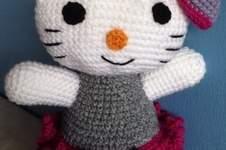 Makerist - Häkel-Kitty  - 1