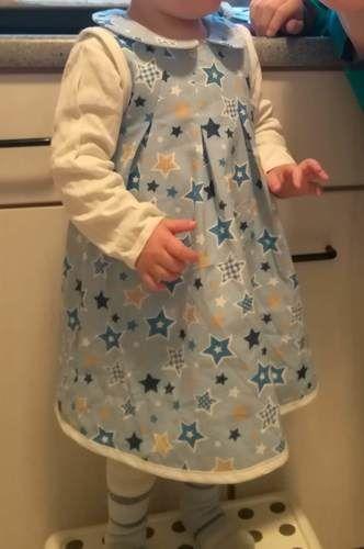 Makerist - Kleid Rosentanz aus Webware ohne Ärmel - Nähprojekte - 3