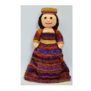Makerist - Byzantine Empress - DK Wool - 1