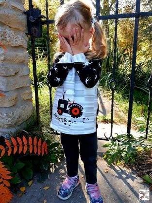 Makerist - Paola DAS Shirt für schmale skinny Girls passend für jedes Abenteuer - 1