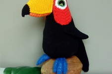 Makerist - S.A.M.a dit... un toucan ! - 1