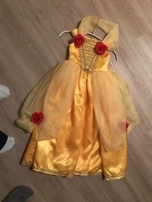 Makerist - Bellekleid aus gelben Satin. Gemacht für Tochter einer Freundin  - 1