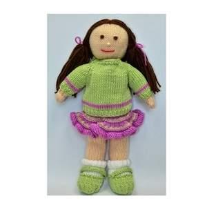 Makerist - Jemima January Rag Doll - DK Wool - 1