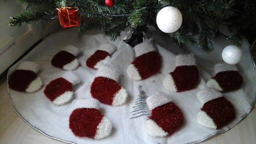 Makerist - Botte de Noël   - Créations de crochet - 1