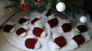 Makerist - Botte de Noël   - 1