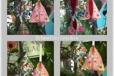 Makerist - ...für den Schnulli ein Täschi ... Schnulltertaschen von Trendies - 1