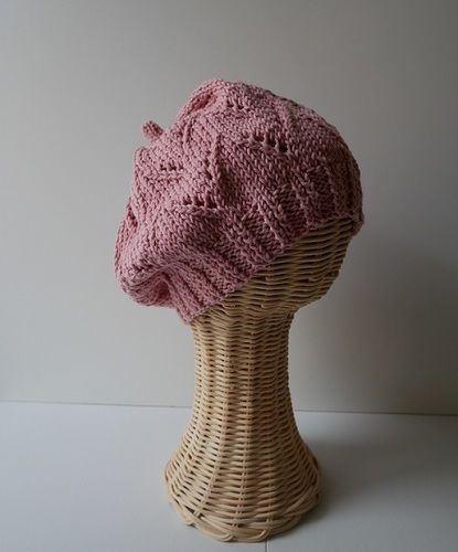 Makerist - Le bonnet Edith - Créations de tricot - 2