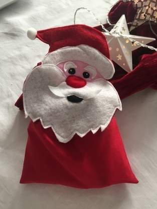 Makerist - Weihnachts-Geschenk-Verpackung aus Filz - 1