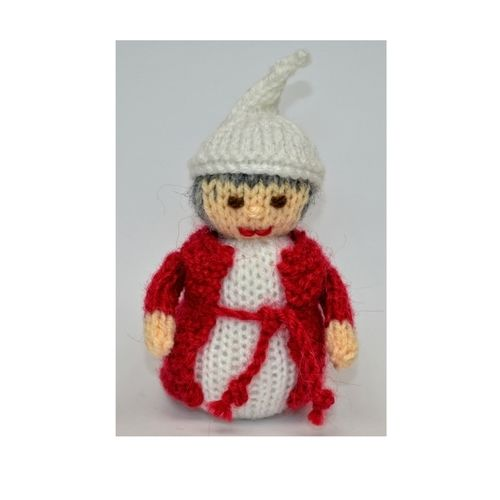 Makerist - Scrooge Doll - DK Wool - Knitting Showcase - 1