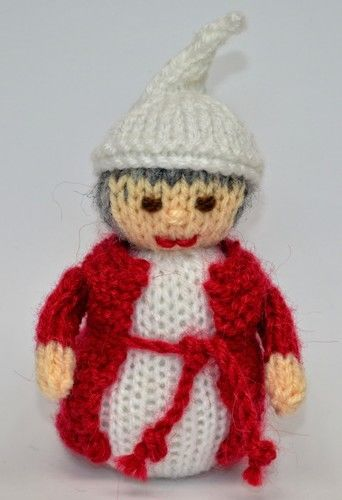 Makerist - Scrooge Doll - DK Wool - Knitting Showcase - 2