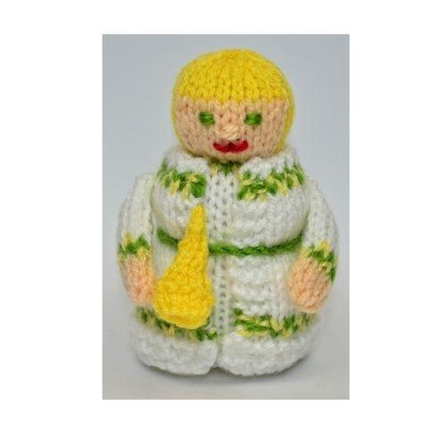 Makerist - Scrooge - Spirit of Christmas Past - DK Wool - Knitting Showcase - 1