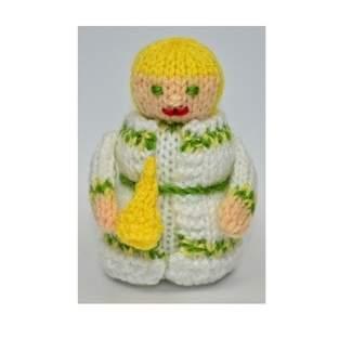 Makerist - Scrooge - Spirit of Christmas Past - DK Wool - 1