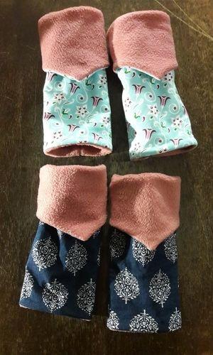 Makerist - Beinstulpen für Amelie - Nähprojekte - 1