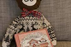 Makerist - Weihnachtspraktikant Boris aus dem Rosa Haus - 1