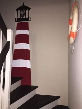 Makerist - Leuchtturm im Flur  - 1